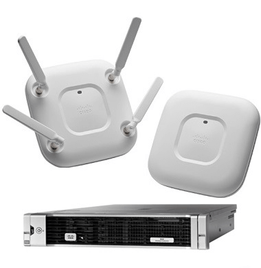 Wireless APs & controllers